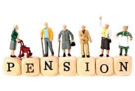 pension annuity and drawdown