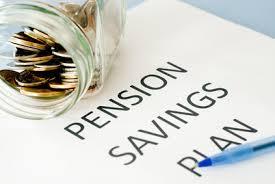 pensions savings plan