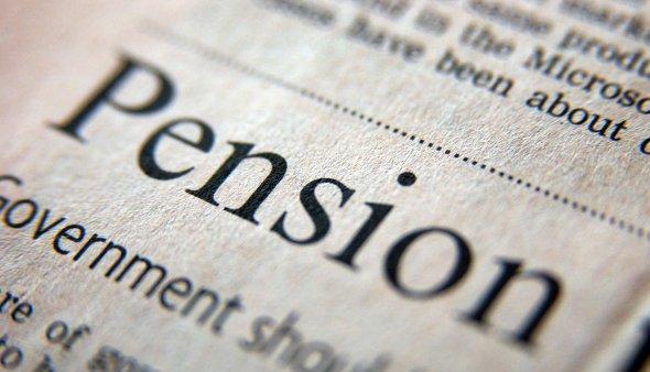 pension enmarking