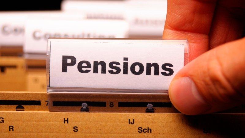 pension gap